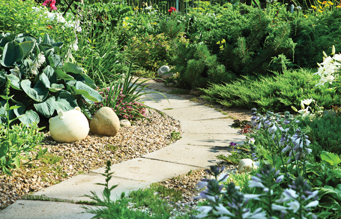 Landscaping: Small budget, big results