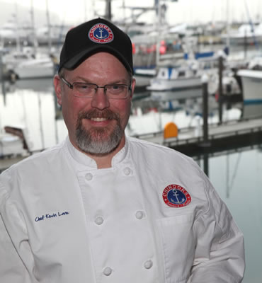 Chef Kevin Lane