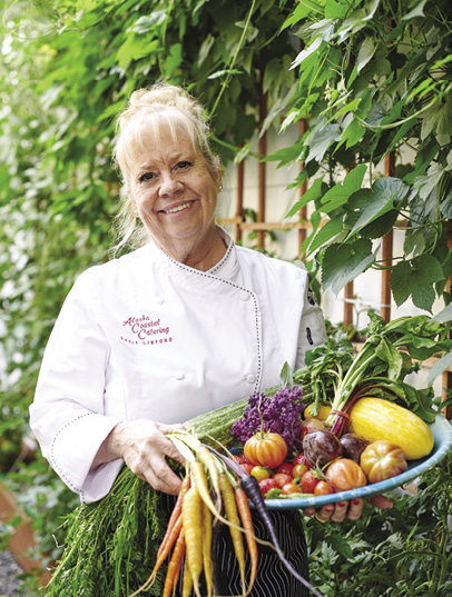 Chef Susie Linford<br/>Alaska Coastal Catering