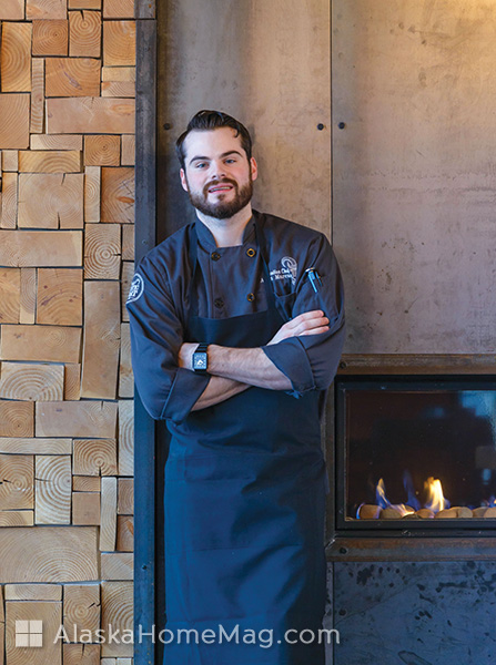 Chef Adam Marcum of The Rustic Goat