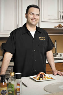 Chef Rob Kinneen<br /> 		of Fresh49.com