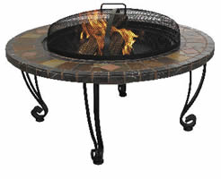 portable outdoor firepit from UniFlame